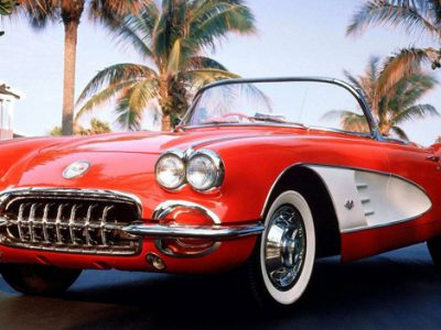 59 Chevrolet Corvette