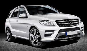 Mercedes ML 250-3