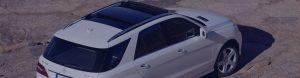 Mercedes ML 250-Banner