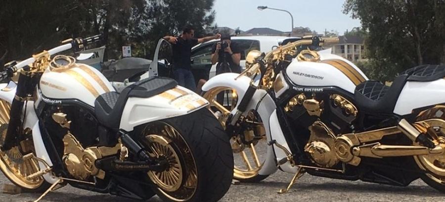 Chopper Bike Hire-2