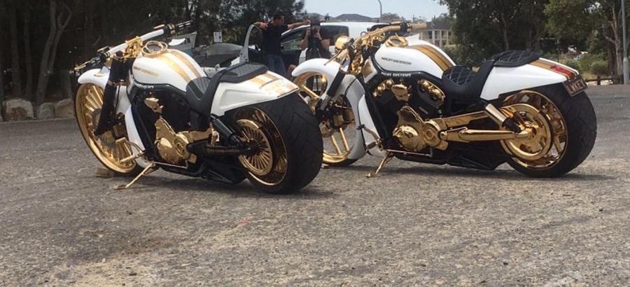 Chopper Bike Hire-3