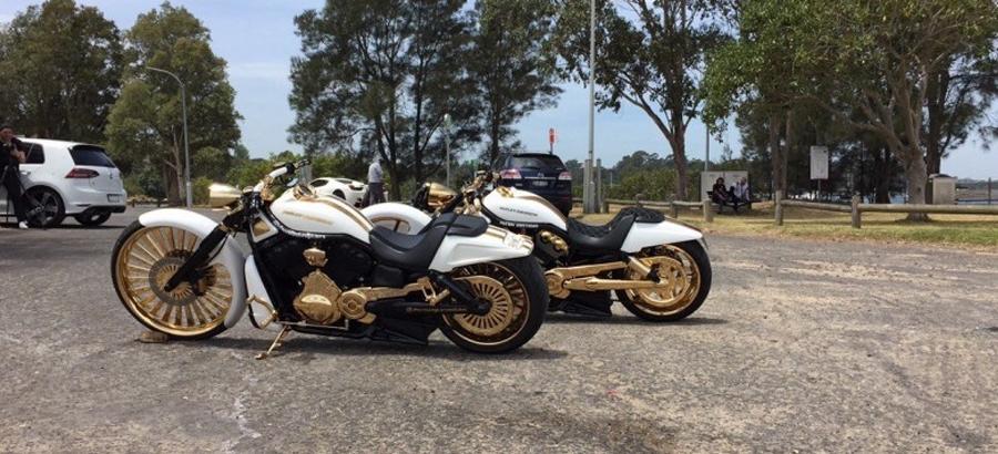 Chopper Bike Hire-4