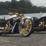 Chopper Bike Hire-5