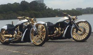 Chopper Bike Hire-thumb