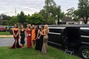 Debutantes Ball Limo Hire Formal Limos Sydney