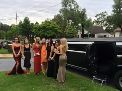 Debutantes Ball Limo Hire Formal Limos Sydney