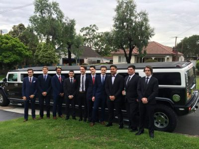 Debutantes Ball Limo Hire