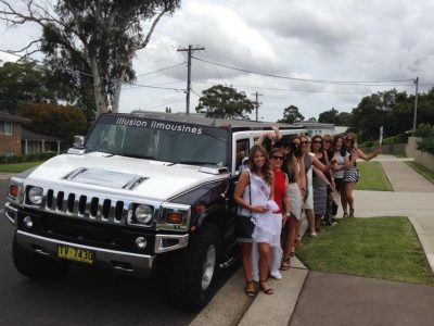 Hens Night Hummer Limo Hire