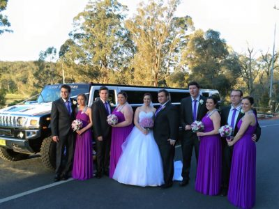 Wedding Limousine Hire Sydney Stretch Hummer Limo