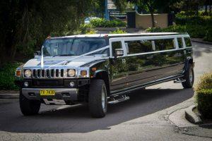 Wedding Stretch Hummer Limo Hire Sydney
