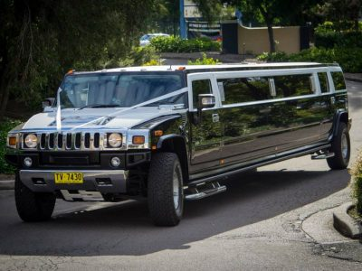 Wedding Stretch Hummer Limo Hire Sydney