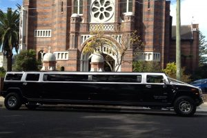 Wedding Stretch Limo Hire Sydney